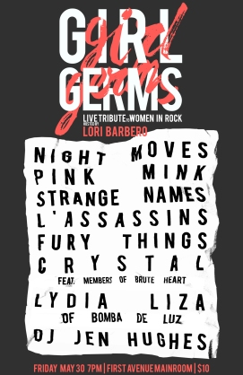 girlgerms show